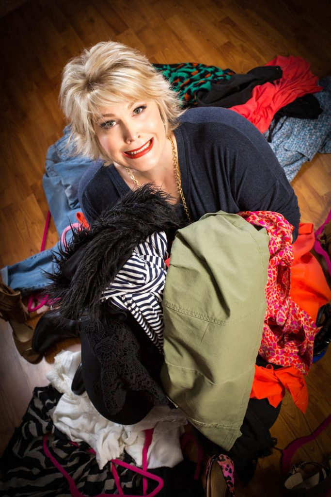 closet overhaul organization services